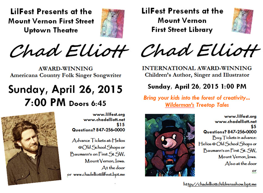Chad Elliott 4-26-15